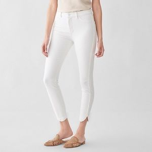 DL1961 Farrow Cropped High Rise Instasculpt Skinny